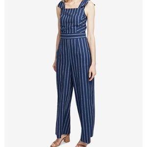 Rachel Roy Striped Jumpsuit